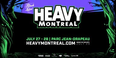 GHOST, GODSMACK, EVANESCENCE, SLASH, ANTHRAX, Others Confirmed For HEAVY MONTRÉAL