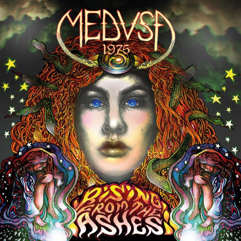 MEDUSA1975 set release date for new SVART album, reveal first track
