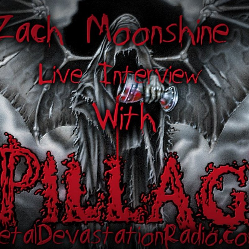 Spillage Featured Interview & The Zach Moonshine Show