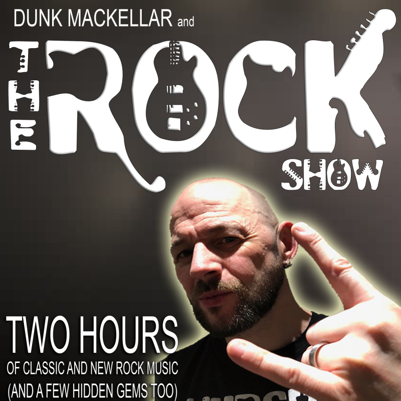 """Dunk MacKellar And """"The Rock Show"""" Podcast"""
