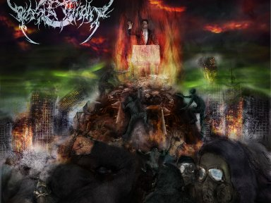 PLAGUE THROAT- 'Evolutionary Impasse'- EP   Out worldwide on February 20, 2019