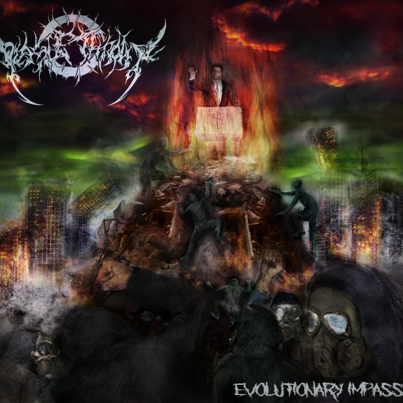 PLAGUE THROAT- 'Evolutionary Impasse'- EP | Out worldwide on February 20, 2019