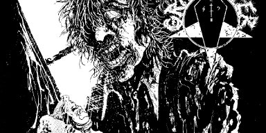 "Gravehuffer Reveal An Art Piece From Upcoming 7"" EP On Noslip Records!"