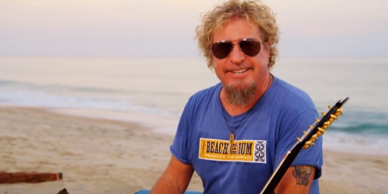SAMMY HAGAR Says 'There Is No Confirmation' Of Reunion With MICHAEL ANTHONY For Van Halen!