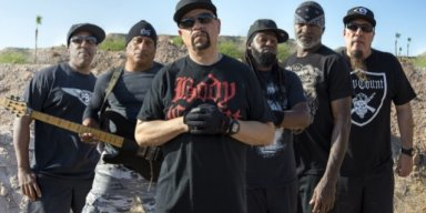 ICE-T's BODY COUNT To Record New 'Carnivore' Album In April!