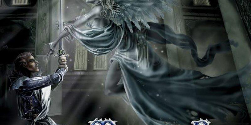 "MERCURY RAIN- ""St Matthieu (Remastered & Reborn)"""