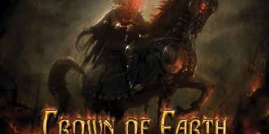 CROWN OF EARTH announce upcoming shows supporting The Three Tremors and Cloven Hoof.