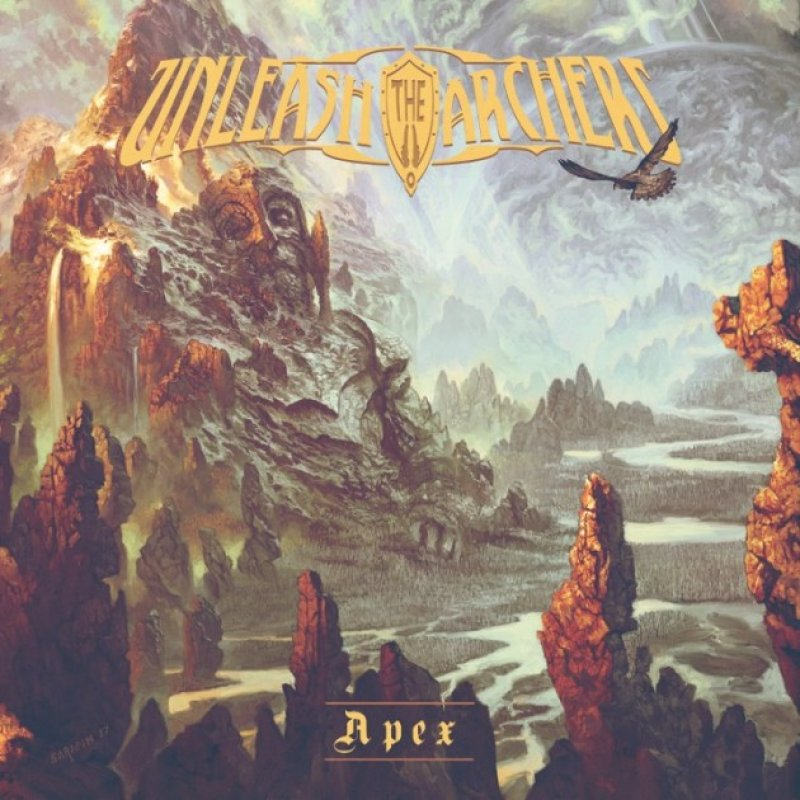 """UNLEASH THE ARCHERS newest release compels you to chant with fists raised high in the air """"All hail heavy metal!"""""""