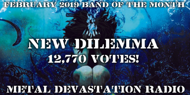 New Dilemma Is Band Of The Month February 2019