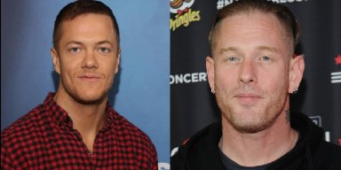Corey Taylor hurt Imagine Dragons' feelings.
