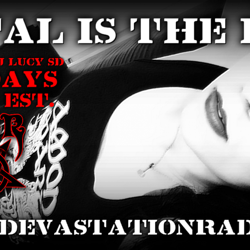 The Metal Is The Law Show With Lucy SD Officially Joins MDR!