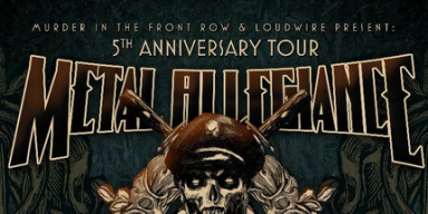 METAL ALLEGIANCE Celebrate The 5 Year Anniversary With 4 West Coasts Shows