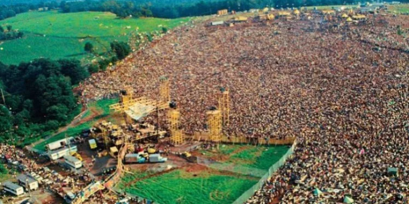 Number Of Artists Confirmed For WOODSTOCK 2019