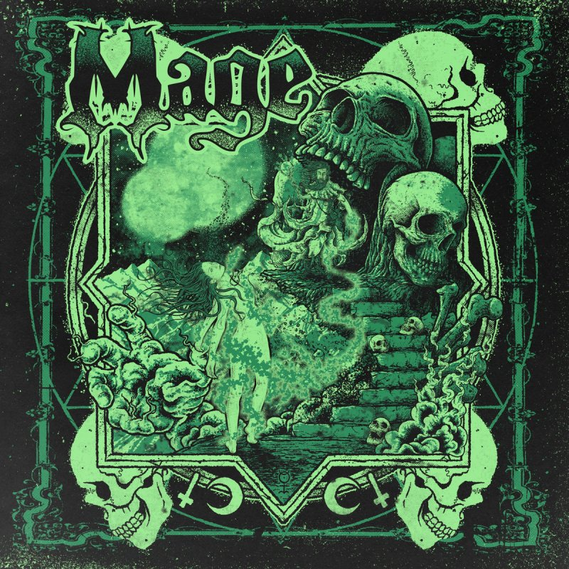 Mage – Green