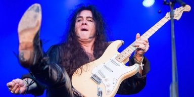 YNGWIE: 'I'M NOT FAKING ANYTHING'