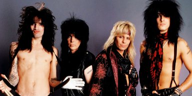 MÖTLEY CRÜE'S COVER OF 'LIKE A VIRGIN'