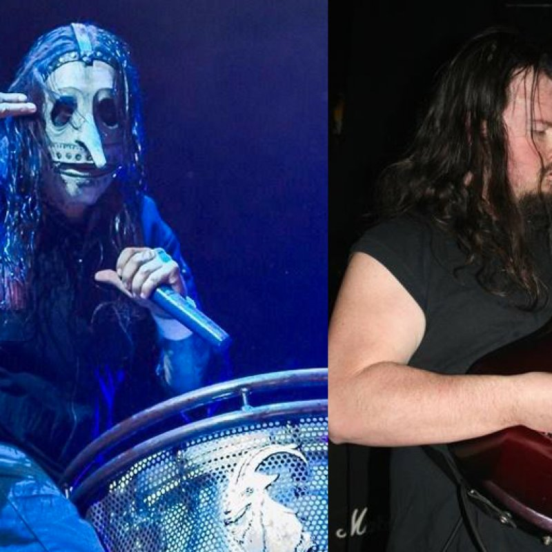 """Donnie Steele Sticks up for Chris Fehn, Says """"Most"""" of SLIPKNOT's Members """"Can't Write"""" Songs"""
