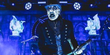 KING DIAMOND's Next Two Albums Will Be Very Creepy, He Says
