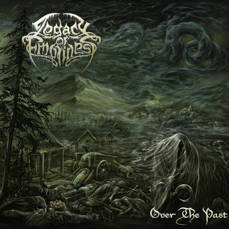 Over The Past by Legacy Of Emptiness