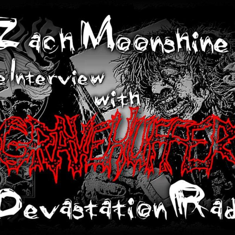 Gravehuffer - Featured Interview & The Zach Moonshine Show