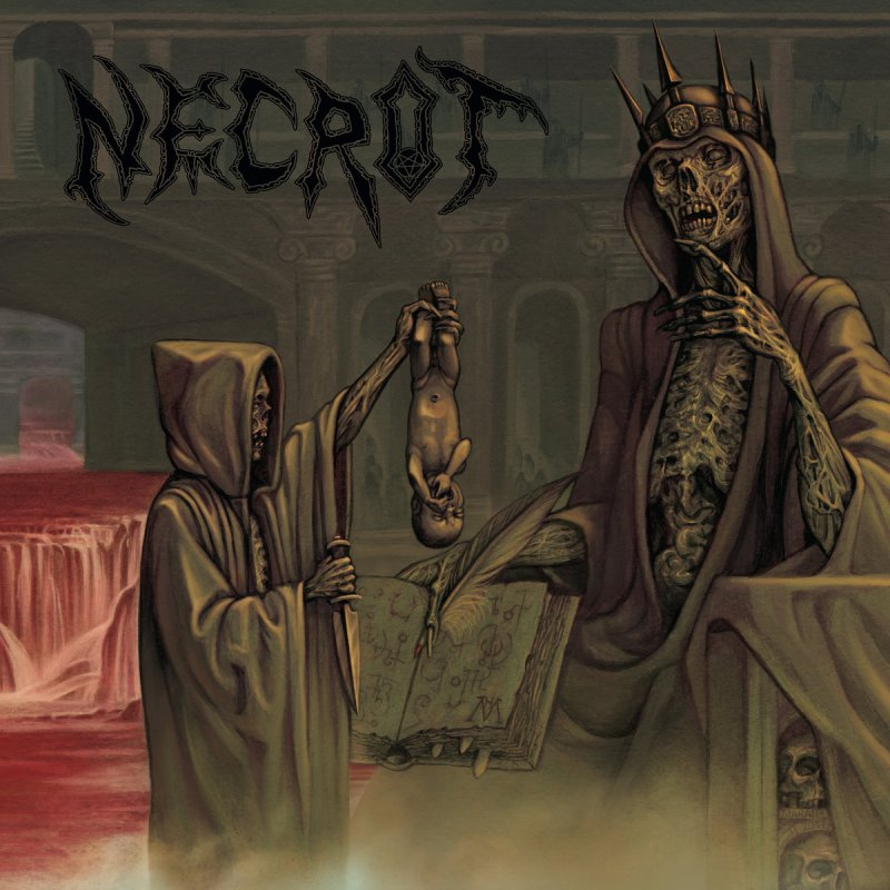 NECROT: Oakland Death Merchants To Release Blood Offerings Via Tankcrimes; Preorders Available + New Track Streaming