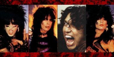 Watch Tom Araya Cover Mötley Crüe's Looks That Kill