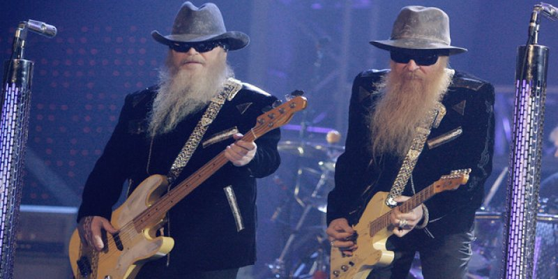 ZZ Top Announce 50th Anniversary Tour