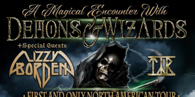 LIZZY BORDEN Announces North American Summer Tour With Demons & Wizards And Týr