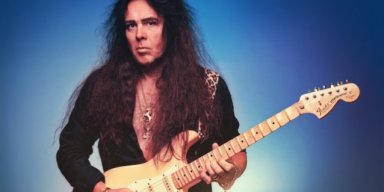 YNGWIE MALMSTEEN Says Other Guitar Players Never Influenced His Style!