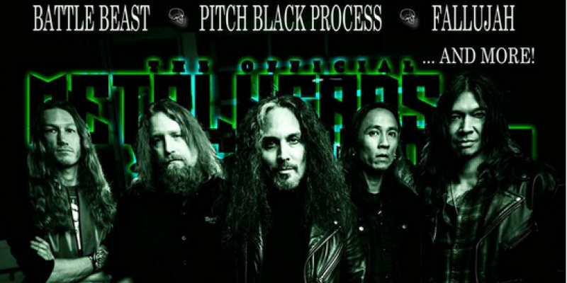 METALHEADS FOREVER: April 2019 Issue Available, Feat. By STEVE DI GIORGIO, WELICORUSS, PITCH BLACK PROCESS, DEATH ANGEL, ROTTING CHRIST & More!
