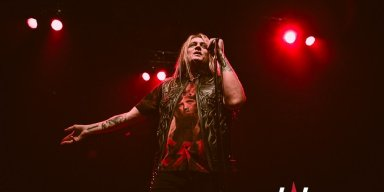 SEBASTIAN BACH Recalls How KISS Altered The Course Of His Life Completely