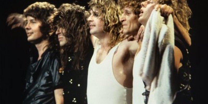 Ozzy Osbourne Speak Of The Devil Tour '82