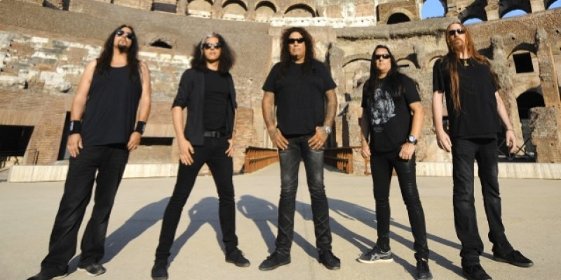 TESTAMENT On New Album: 'It's Gonna Be A Monster Record'