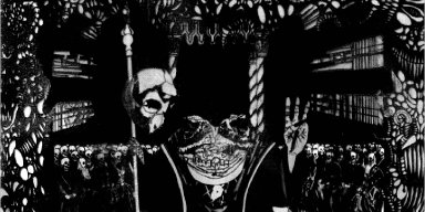 Akerbeltz was summoned as a black metal entity!