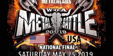 Wacken Metal Battle USA 2019 National Final - May 25th - Los Angeles @ The Viper Room