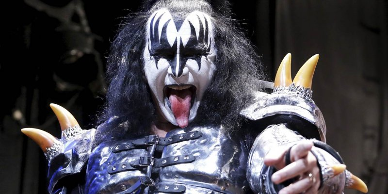 Gene Simmons From KISS Say's You Killed The Music You Love!