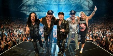 SCORPIONS: NEW ALBUM IN 2020