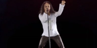 DIO HOLOGRAM 'LOOKS REAL'