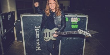 DAVID ELLEFSON Reunites With CHRIS POLAND