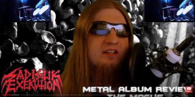 Sadistik Exekution-The Magus Album Review