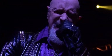 HALFORD KICKS FAN'S PHONE DURING CONCERT