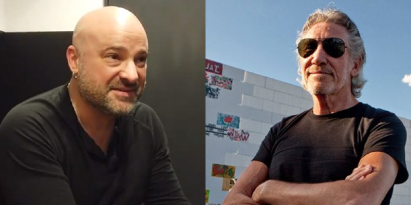 David Draiman Thinks Roger Waters Is A Nazi?