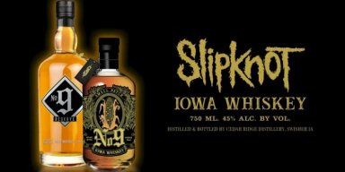 SLIPKNOT Makes Their Own Whiskey