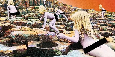 FACEBOOK BANS LED ZEPPELIN ARTWORK
