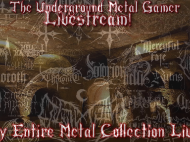 My Entire Metal Collection Live!