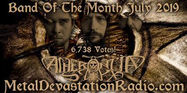 Acherontia Styx - Band Of The Month - July 2019!