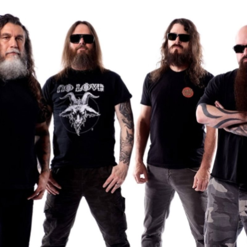 SLAYER ANNOUNCES 'THE FINAL CAMPAIGN'