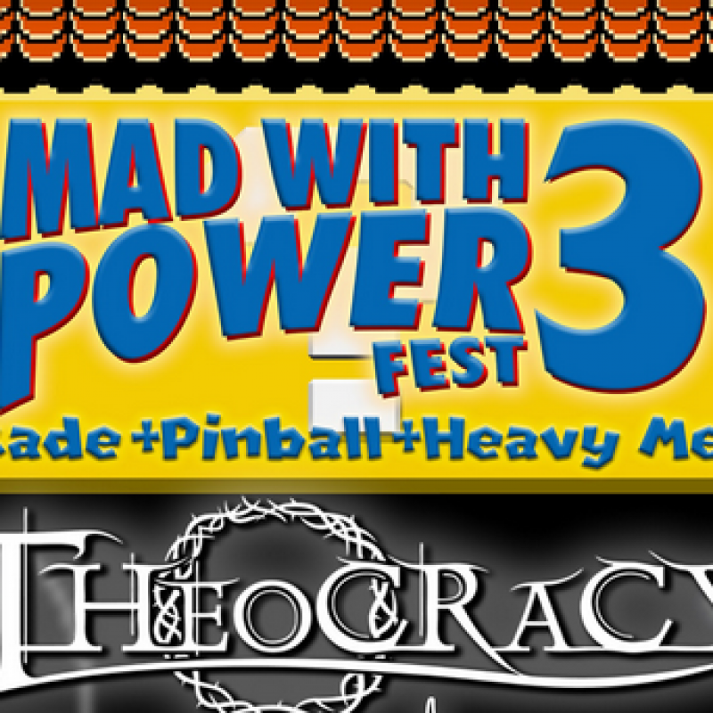 Mad With Power Metal And Arcade Festival Shares Top 10 Fun Facts About The Event!