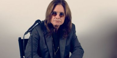 OZZY'S ABSENCE FROM 'GRAMMY SALUTE' EXPLAINED