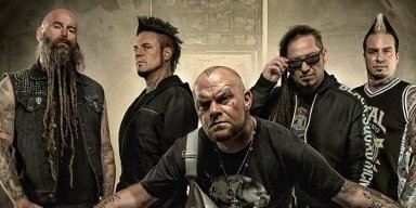 Five Finger Death Punch Preview New Songs In Latest Studio Video